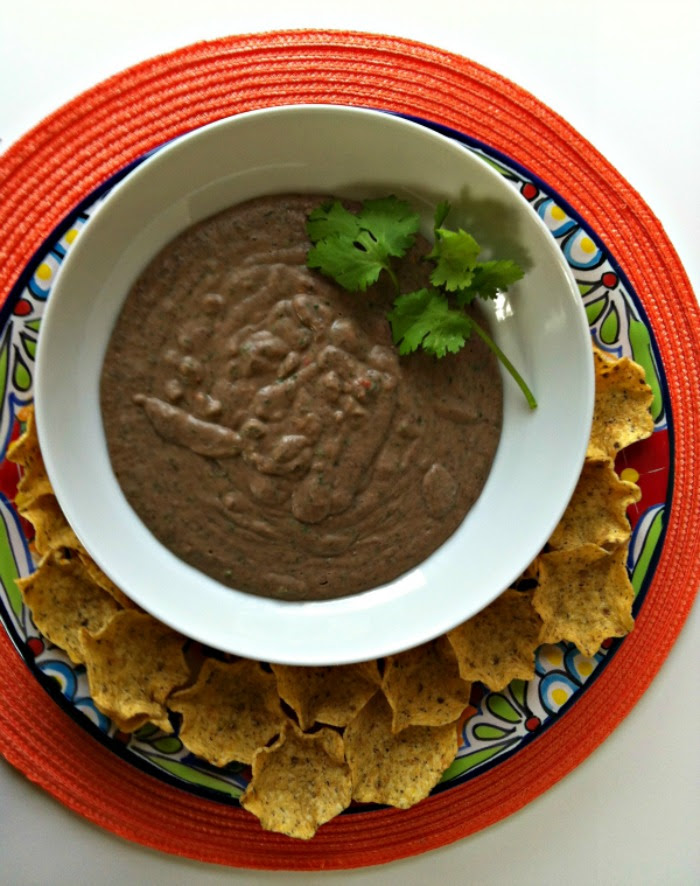 Smoky Black Bean Dip | A Cedar Spoon