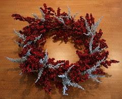 Fixed wreath