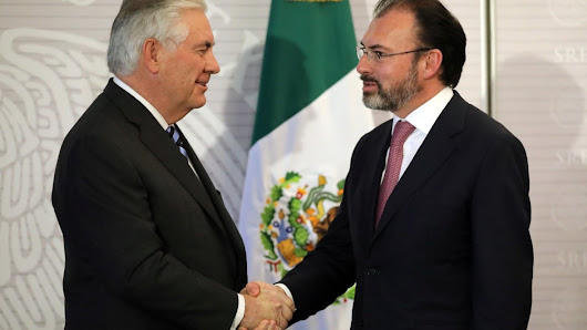 Mexico expresses 'worry and irritation' over Trump policies