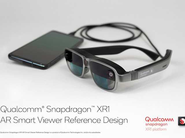 Qualcomm has a new reference headset to help fast-track AR development