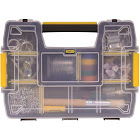 Stanley Sort Master Light Tool Organizer, 10 Compartments