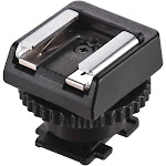 hot shoe adapter flash hot shoe mount adapter for sony camcorder