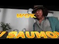 Recette Saumon Wok