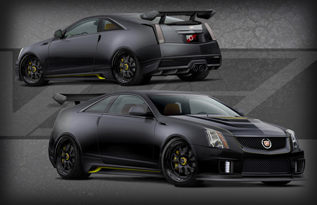 D Hp Le Monstre Cts V Coupe To Debut In Toyo Tires Booth Sema Preview