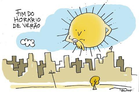 Mudança de horário sem nenhuma alteração na Bahia