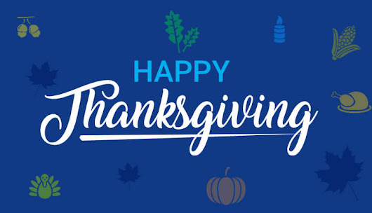 Happy Thanksgiving from Mvix