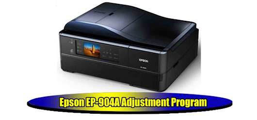 Epson EP-904A Adjustment Program PRINTER SOLUTIONS