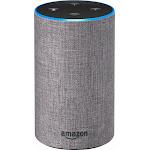 Amazon Echo Bluetooth Smart Speaker - Alexa Supported - Heather Gray