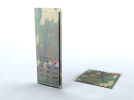 foldable nano technology