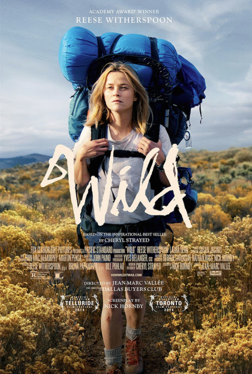 Wild, starring Reese Witherspoon. Click to see the bigger version.