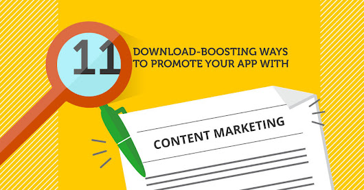 11 Download-Boosting Ways to Promote Your App