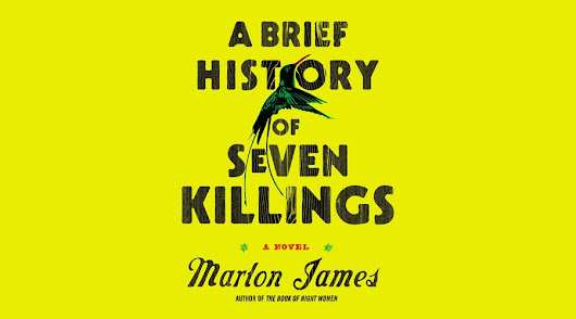 Marlon James Wins the Man Booker Prize 2015 For A Brief History of Seven Killings - Redital | An online reader's group