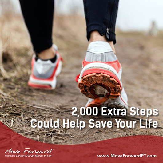 Extra Steps Can Help Those At Risk for Diabetes Avoid Heart Attack, Stroke