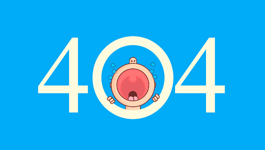 18 HTML Funny 404 Pages
