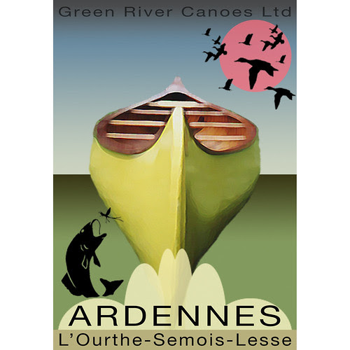 Ardennes Canoeing Trips