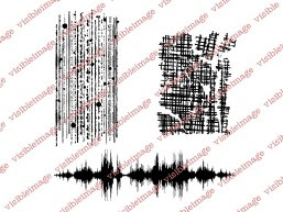 Visible Image Background Noise backgrounds stamp set