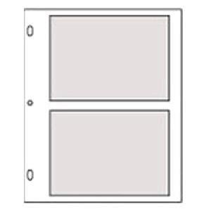 Genuine Post Impression Graphic Image Slip In 5x7 Pocket Refills