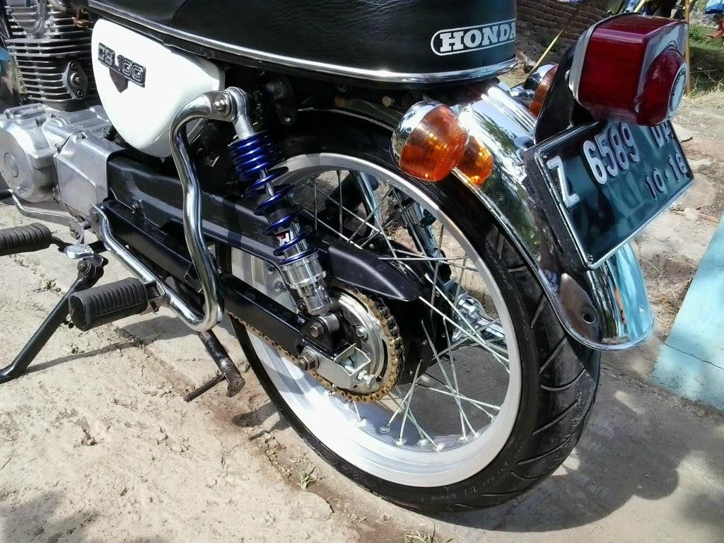 Download 95 Foto Modifikasi Motor Honda Kirana Terbaik Griya