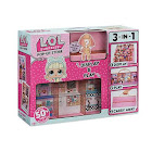 L.O.L. Surprise 552314 3 in 1 Pop-Up Store, Carrying Case, Display with 1 Exclusive Doll