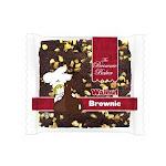 Brownie Baker Chocolate Chip Walnut Brownie, 4 Ounce - 72 per case.
