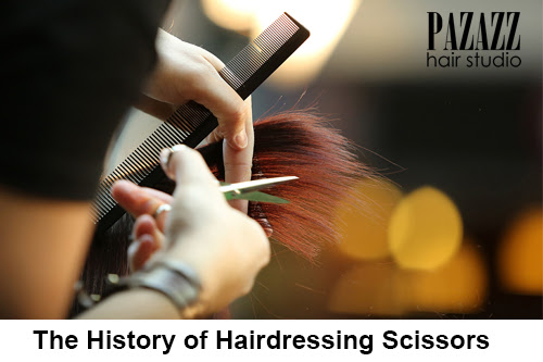 The History of Hairdressing Scissors
