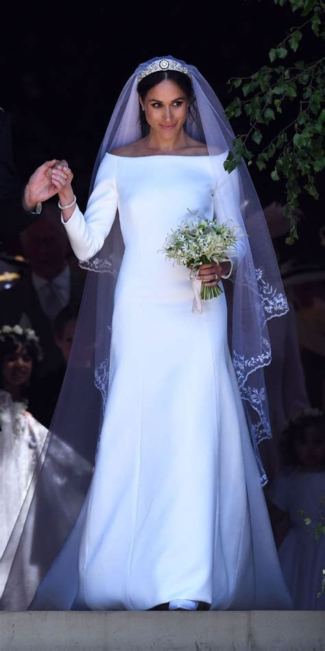 Meghan Markle's Givenchy wedding dress is being compared