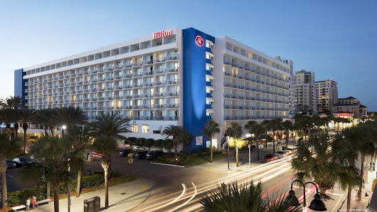 Hilton Clearwater Beach Resort undergoes $20M renovation (Photos) - Tampa Bay Business Journal