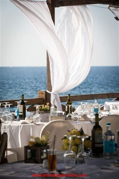 Weddings in Malta; Wedding Planners in Malta Malta Sea