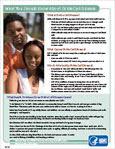 Sickle Cell Disease Fact Sheet