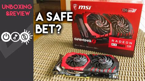 msi rx  gaming   review  streak continues youtube
