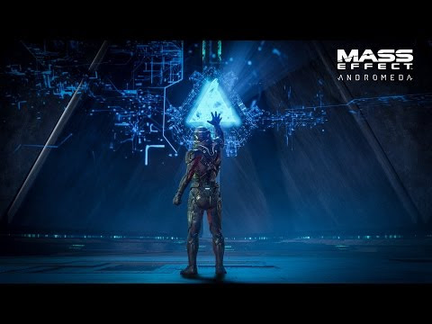 Some Thoughts on the Mass Effect: Andromeda Gameplay Trailer