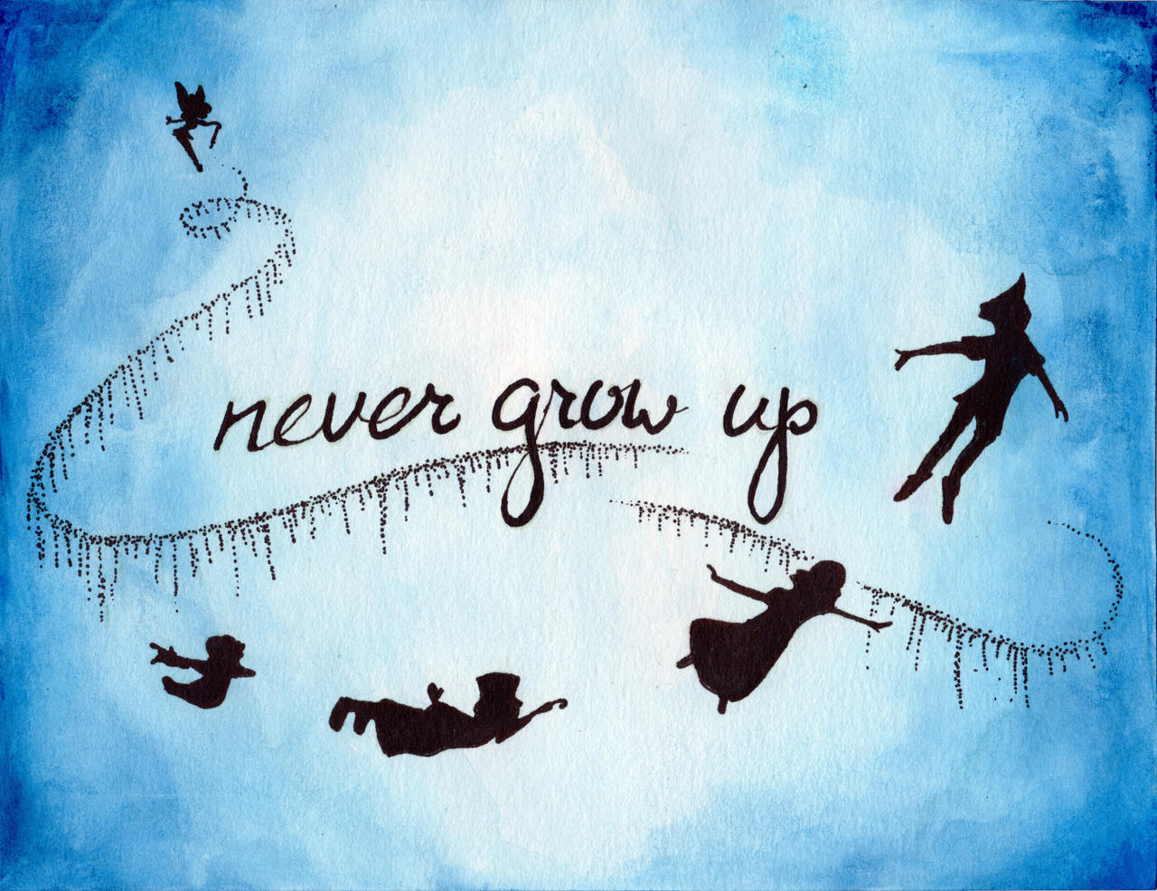 Gamemakertechinfo Images Peter Pan Quotes About Growing Up