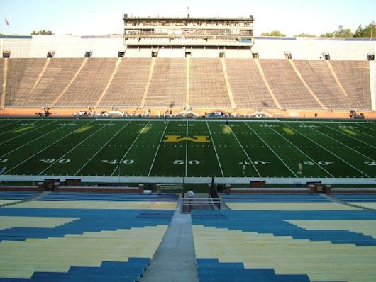 A Dose of Michigan Schadenfreude: Student Ticket Sales Decline - Her Loyal Sons