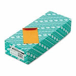 Quality Park Coin & Small Parts Envelope, Side Seam, Brown, 500/Box (QUA50462)
