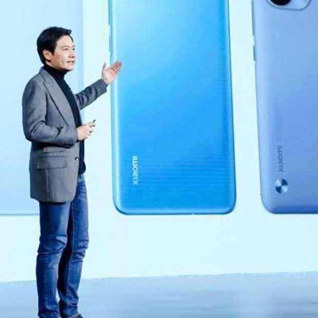 Nieuwe vlaggenschipsmartphone van Xiaomi is gelekt