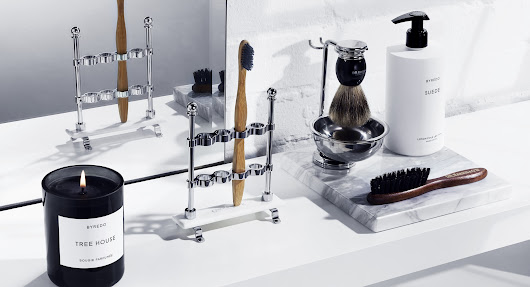 The ultimate guide to the gentleman's bathroom cabinet | The Gentlemans Journal