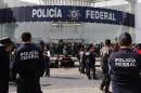 Mexican officials blame federal police strike on opposition