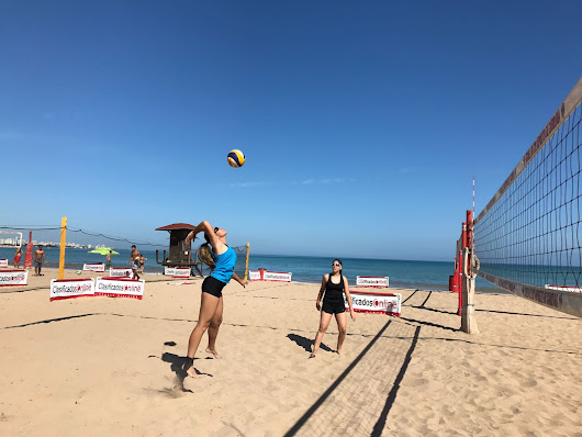 "Se aproxima ""beach volleyball 2017"""