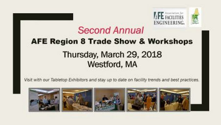 2018 AFE 8 Trade Show and Workshops