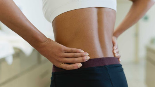 Treating lower back aches without drugs and surgery by 'rethinking pain'