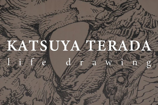 Katsuya Terada - Live Drawing Short Documentary - Halcyon Realms - Art Book Reviews - Anime, Manga, Film, Photography