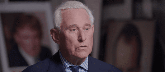 Roger Stone Flagrantly Posts Image of Judge and Crosshairs