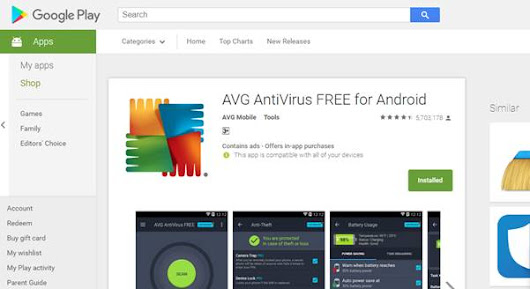 AVG Antivirus Free 2017 – The Free Antivirus, You Can Count On! - Litabi