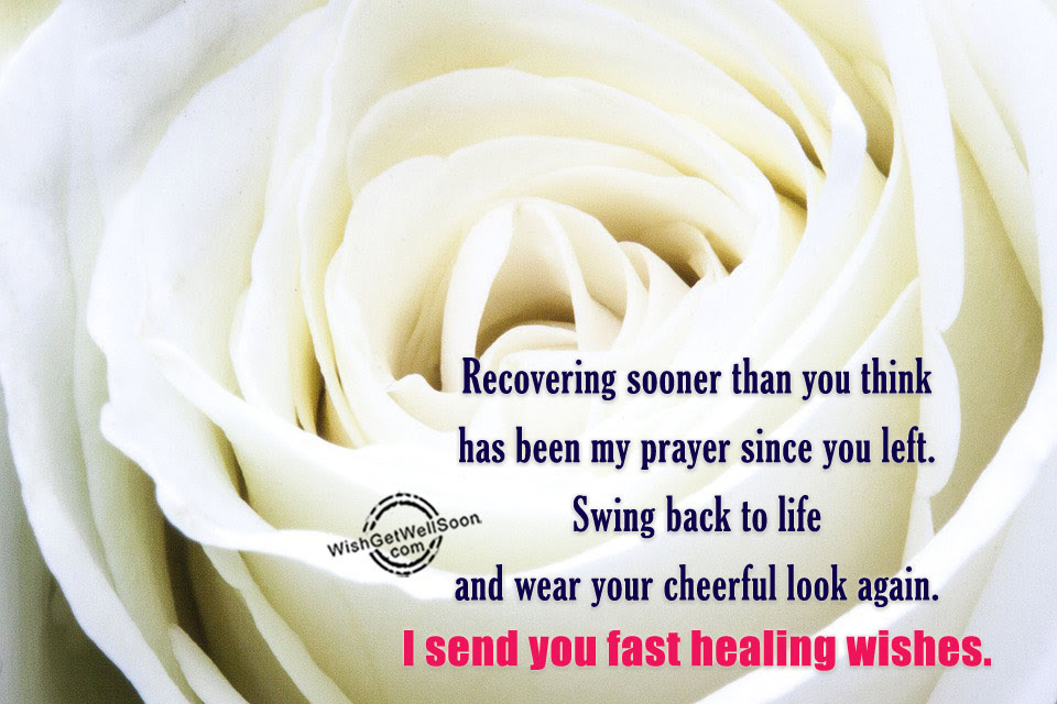 Get Well Soon Wishes For Brother Pictures Images