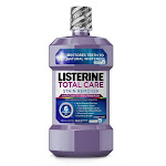 Listerine Total Care Stain Remover Anticavity Mouthwash, Fresh Mint - 32 Oz