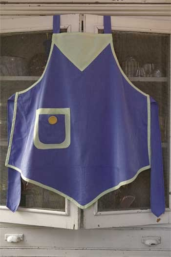 Our Old Country Store Make Do Apron From Mary Janes Farm