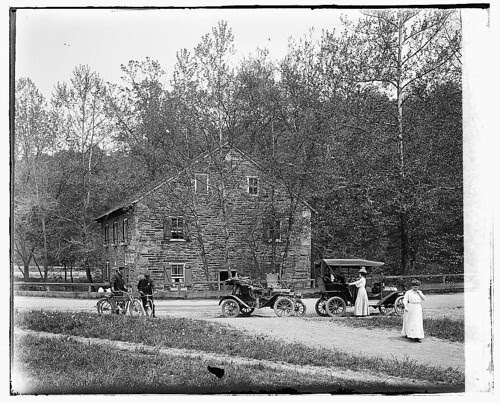 Pierce Mill & Bicycle, Motorcycle