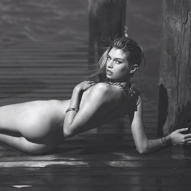 Stella Maxwell  (Foto: Reprodução)