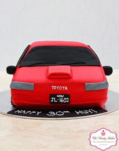 Corolla Cake-8