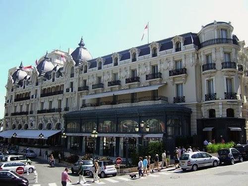 Hotel de Paris, Monte Carlo[1]